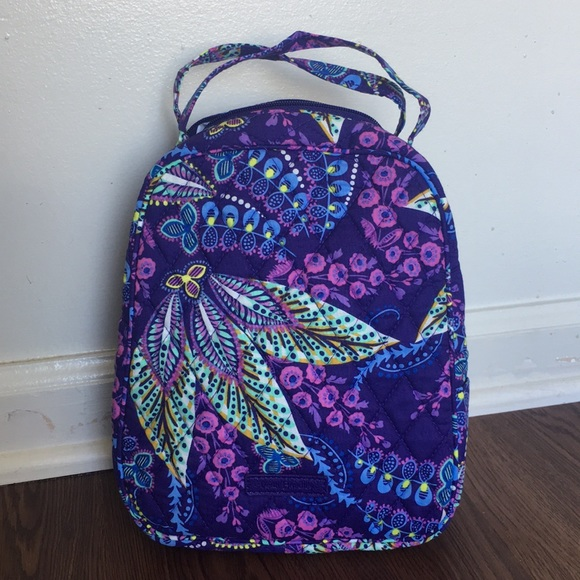 57e590937d Lunch Bunch Bag BATIK LEAVES